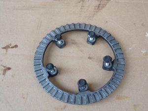 disque capteur abs rotor sensor yamaha fz6 2007 2008 fz1 2008 4P5-2537G-00-00