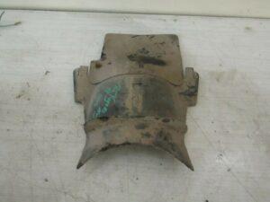 Bavette de passage de roue Kymco zing 125 1998 2004
