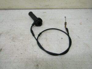 Poignée de gaz accélérateur avec câble Kymco 125 Stryker 1999 2005
