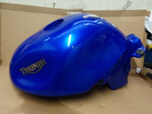 Réservoir TRIUMPH 955 SPRINT RS 2001 - 2004 bleu